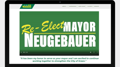 Neugebauer for Mayor 2020