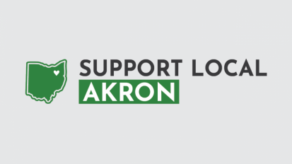 Support Local Akron